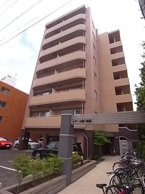 北海道札幌市中央区、西11丁目駅徒歩17分の築11年 8階建の賃貸マンション