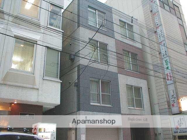 北海道札幌市中央区、バスセンター前駅徒歩2分の築16年 4階建の賃貸マンション
