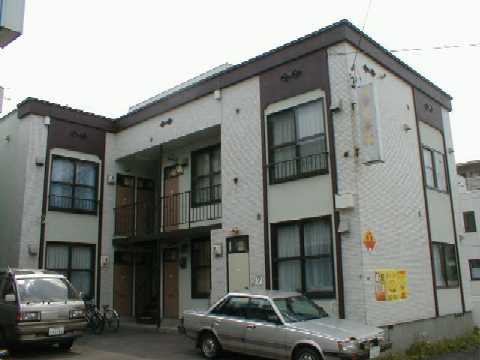 北海道札幌市中央区、西線11条駅徒歩10分の築34年 2階建の賃貸アパート