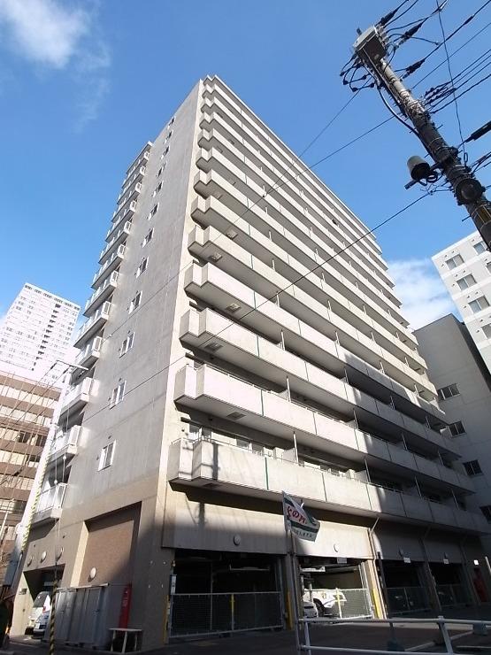北海道札幌市中央区、バスセンター前駅徒歩1分の築10年 13階建の賃貸マンション
