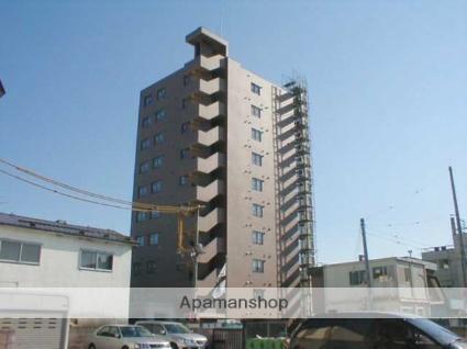 北海道札幌市中央区、琴似駅徒歩17分の築14年 10階建の賃貸マンション