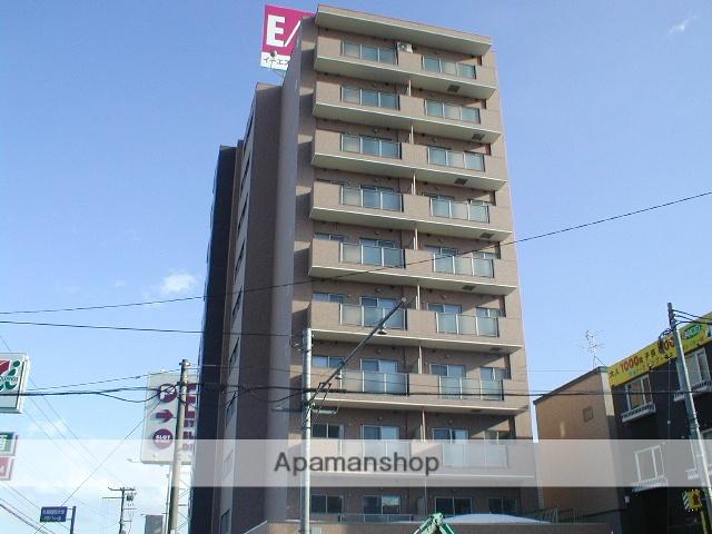 北海道札幌市清田区、大谷地駅徒歩46分の築10年 10階建の賃貸マンション