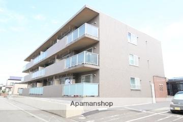 北海道札幌市厚別区、厚別駅徒歩8分の築20年 3階建の賃貸マンション
