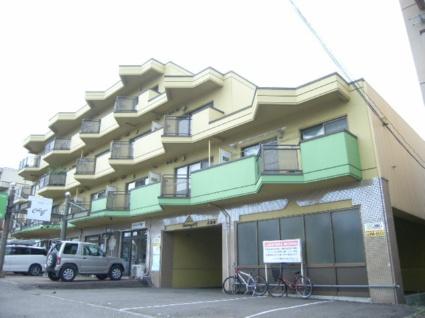 北海道札幌市厚別区、南郷18丁目駅徒歩30分の築26年 4階建の賃貸マンション