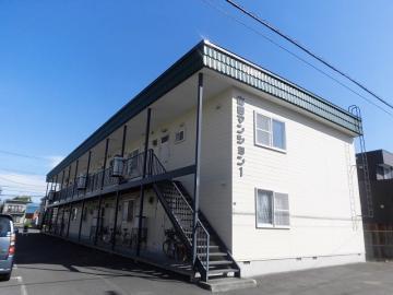 北海道札幌市清田区、南郷18丁目駅徒歩17分の築30年 2階建の賃貸アパート