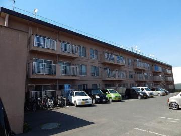 北海道札幌市白石区、白石駅徒歩22分の築39年 3階建の賃貸マンション
