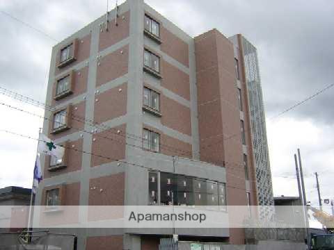 北海道北広島市、上野幌駅徒歩15分の築12年 6階建の賃貸マンション