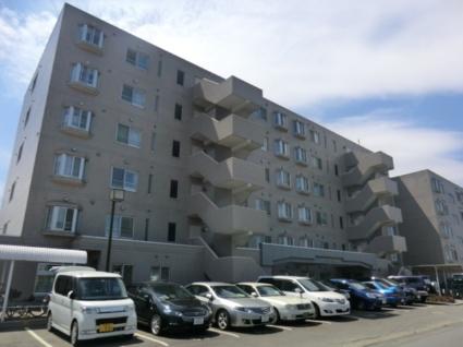 北海道札幌市白石区、白石駅徒歩7分の築20年 6階建の賃貸マンション