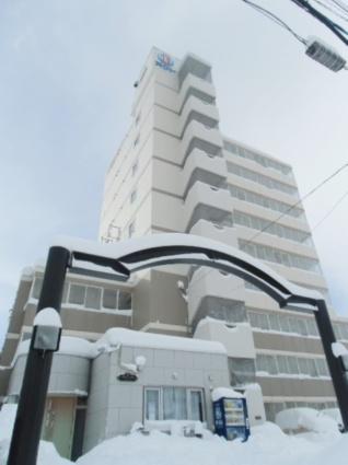 オクタワーズ野幌ウエストタワー[1DK/24.79m2]の外観1
