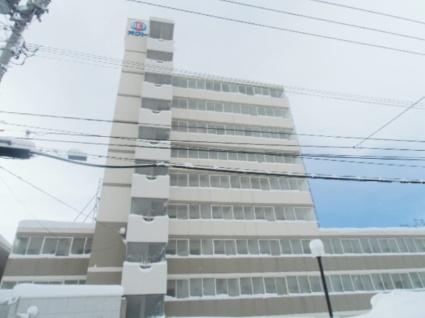 オクタワーズ野幌ウエストタワー[1DK/24.79m2]の外観2