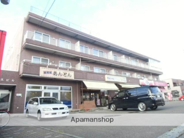 北海道札幌市厚別区、厚別駅徒歩8分の築19年 3階建の賃貸マンション