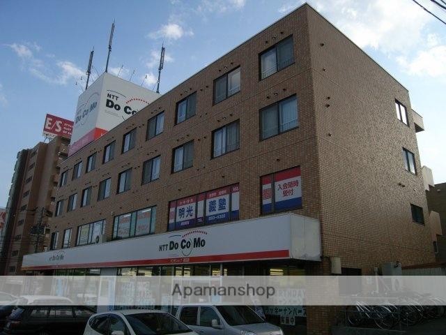北海道札幌市清田区、大谷地駅徒歩49分の築29年 4階建の賃貸マンション