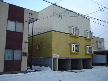 北海道札幌市豊平区、月寒中央駅徒歩9分の築28年 2階建の賃貸アパート
