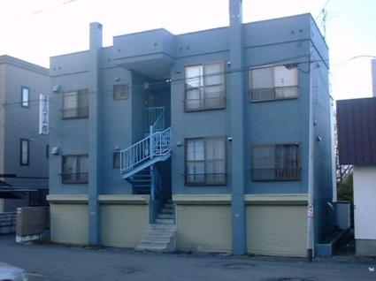 北海道札幌市豊平区、美園駅徒歩19分の築34年 3階建の賃貸アパート
