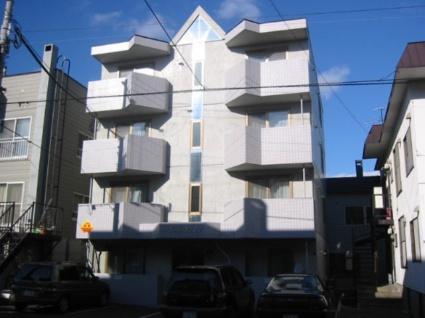 北海道札幌市豊平区、南郷7丁目駅徒歩23分の築16年 4階建の賃貸マンション