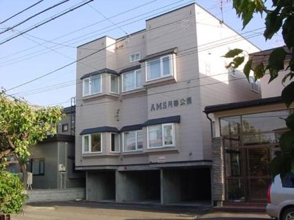 北海道札幌市豊平区、美園駅徒歩13分の築21年 2階建の賃貸アパート