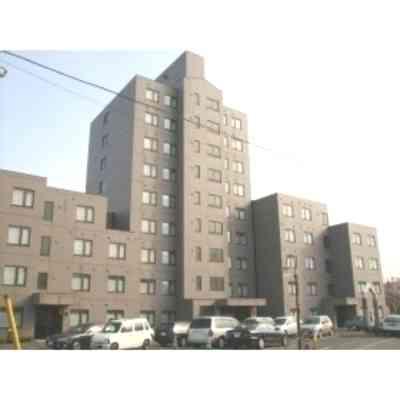 北海道札幌市豊平区、福住駅徒歩6分の築22年 9階建の賃貸マンション