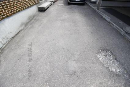 北栄ハイツ[3LDK/55.8m2]の駐車場
