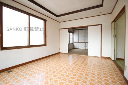 北栄ハイツ[3LDK/55.8m2]のリビング・居間