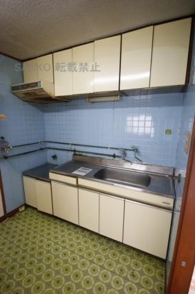 北栄ハイツ[3LDK/55.8m2]のキッチン