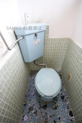 北栄ハイツ[3LDK/55.8m2]のトイレ