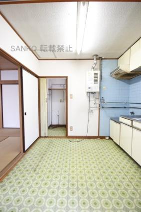北栄ハイツ[3LDK/55.8m2]の洗面所