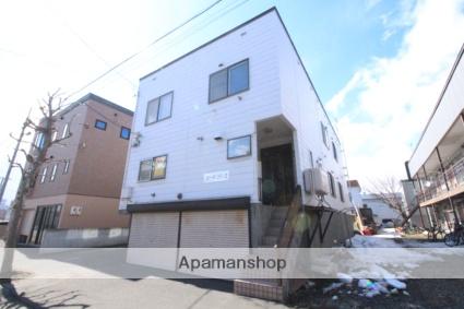 北海道札幌市東区、北24条駅徒歩10分の築30年 2階建の賃貸アパート