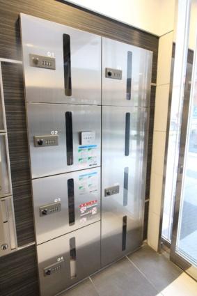 アルファタワー札幌南4条[1LDK/37.57m2]の共用部2