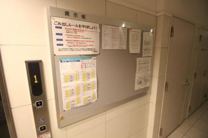 アルファタワー札幌南4条[1LDK/37.57m2]の共用部4