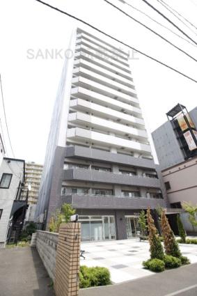 アルファタワー札幌南4条[1LDK/37.57m2]の外観1