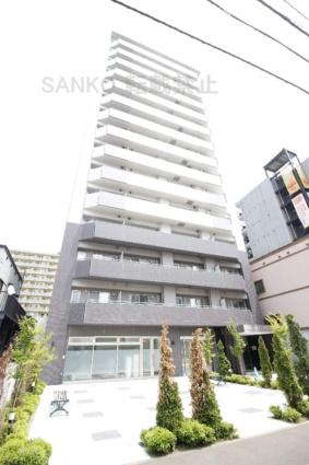 アルファタワー札幌南4条[1LDK/37.57m2]の外観2
