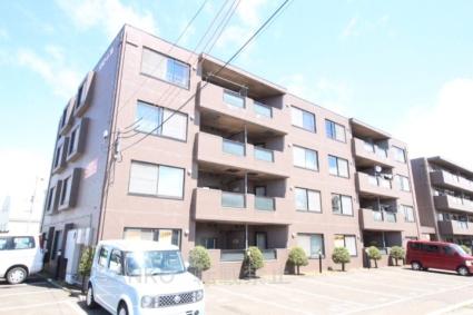 北海道札幌市東区、新道東駅徒歩26分の築21年 4階建の賃貸マンション