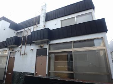 北海道札幌市豊平区、福住駅徒歩12分の築40年 2階建の賃貸アパート