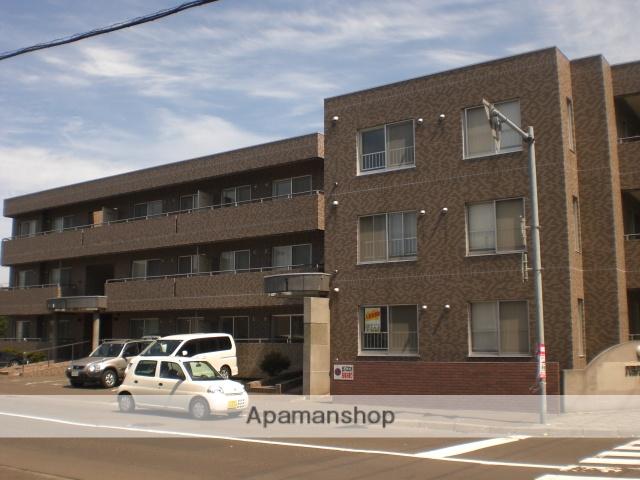 北海道札幌市東区、環状通東駅徒歩20分の築22年 3階建の賃貸マンション