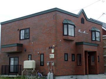 北海道札幌市東区、太平駅徒歩17分の築14年 2階建の賃貸テラスハウス