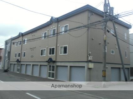 北海道札幌市東区、栄町駅徒歩19分の築12年 3階建の賃貸アパート