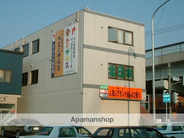 北海道札幌市東区、北34条駅徒歩18分の築26年 3階建の賃貸マンション