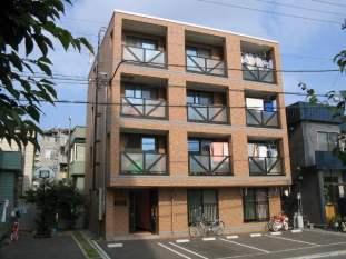 北海道札幌市東区、北34条駅中央バスバス9分北34東12下車後徒歩6分の築13年 4階建の賃貸マンション