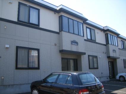 北海道札幌市東区、太平駅徒歩16分の築17年 2階建の賃貸アパート