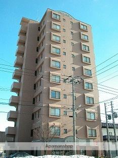 北海道札幌市東区、栄町駅徒歩12分の築14年 10階建の賃貸マンション