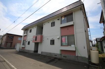 北海道札幌市東区、元町駅徒歩62分の築30年 2階建の賃貸アパート