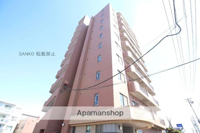 北海道札幌市東区、麻生駅徒歩13分の築12年 10階建の賃貸マンション