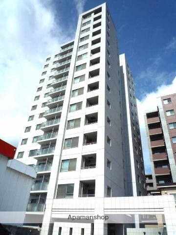 北海道札幌市東区、札幌駅徒歩10分の築10年 15階建の賃貸マンション