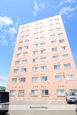 北海道札幌市北区、あいの里教育大駅徒歩3分の築5年 10階建の賃貸マンション