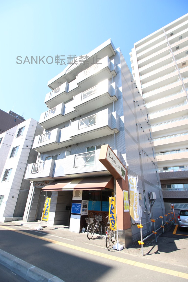 北海道札幌市東区、北12条駅徒歩11分の築25年 5階建の賃貸マンション