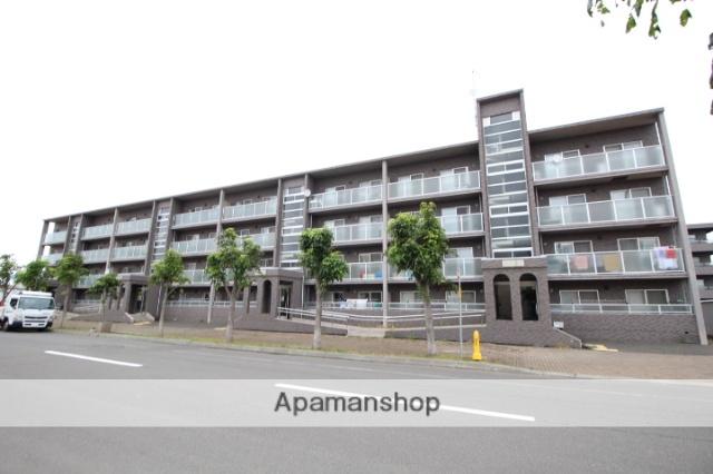 北海道札幌市北区、太平駅徒歩20分の築16年 4階建の賃貸マンション
