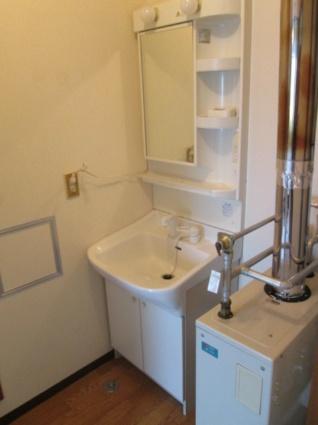 北海道札幌市東区北五十条東2丁目[2LDK/52.8m2]の洗面所
