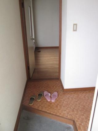 北海道札幌市東区北五十条東2丁目[2LDK/52.8m2]の玄関