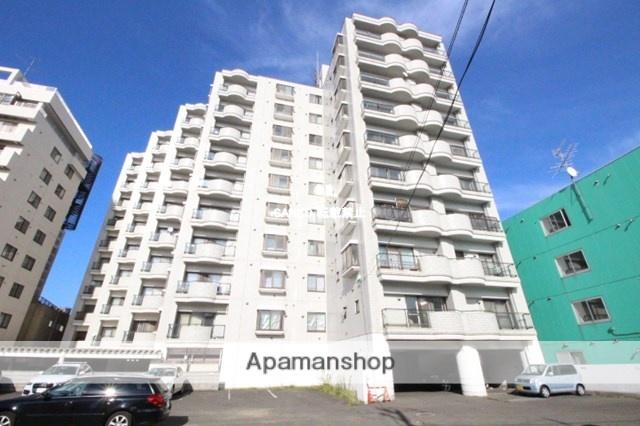 北海道札幌市北区、新琴似駅徒歩10分の築32年 10階建の賃貸マンション