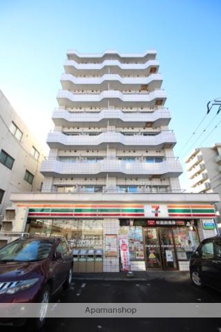 北海道札幌市北区、北24条駅徒歩9分の築27年 8階建の賃貸マンション